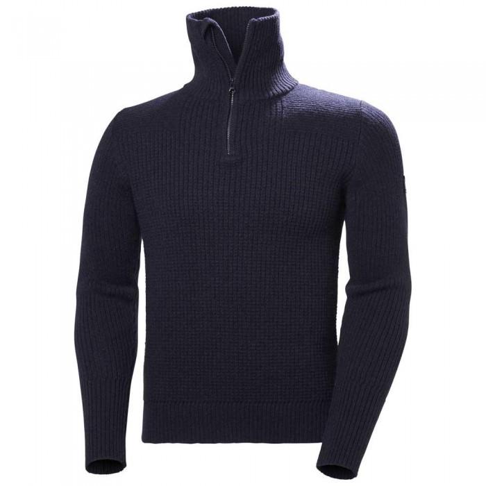 [해외]헬리한센 Marka Wool Sweater 136864960 Navy