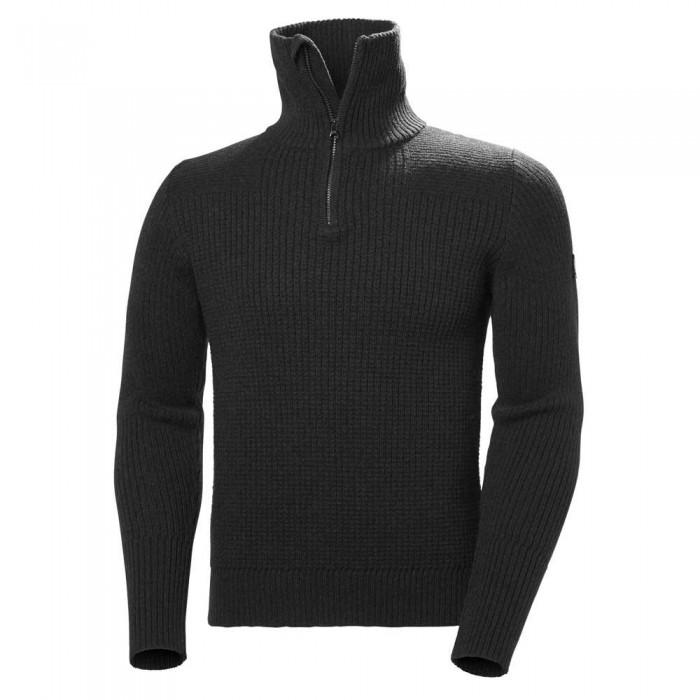[해외]헬리한센 Marka Wool Sweater 136864961 Ebony Melange