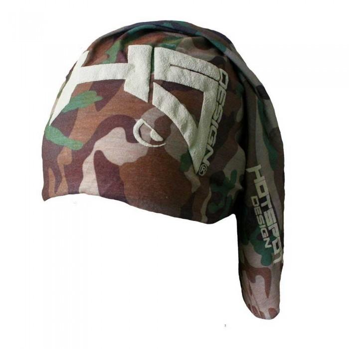 [해외]HOTSPOT DESIGN Hs 넥warmer Camouflage