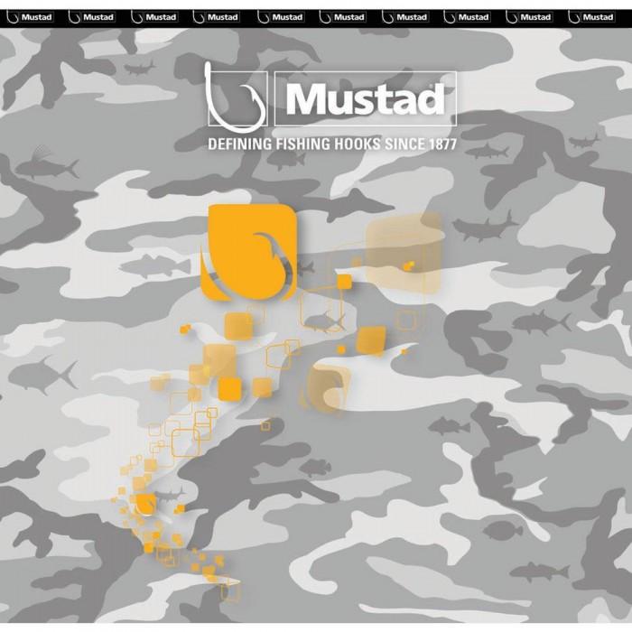 [해외]MUSTAD 넥 Warmer Camouflage