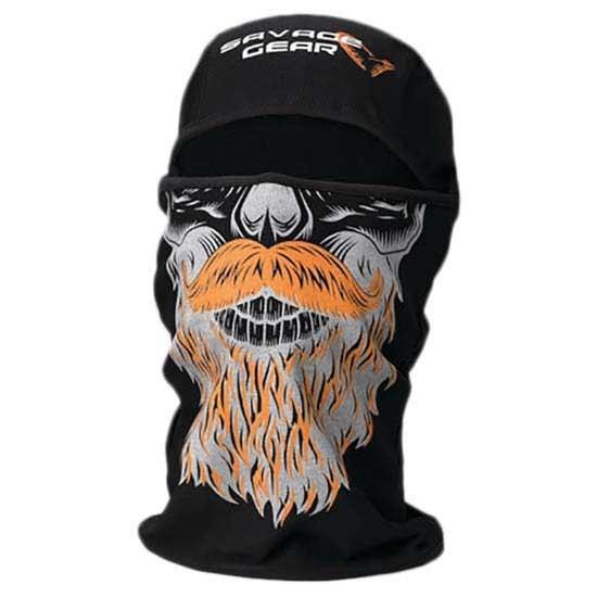 [해외]SAVAGE GEAR Beard Balaclava Black