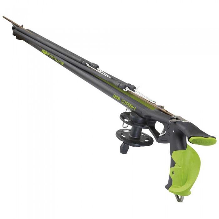 [해외]살비마 Hero Roller 85 Black / Green