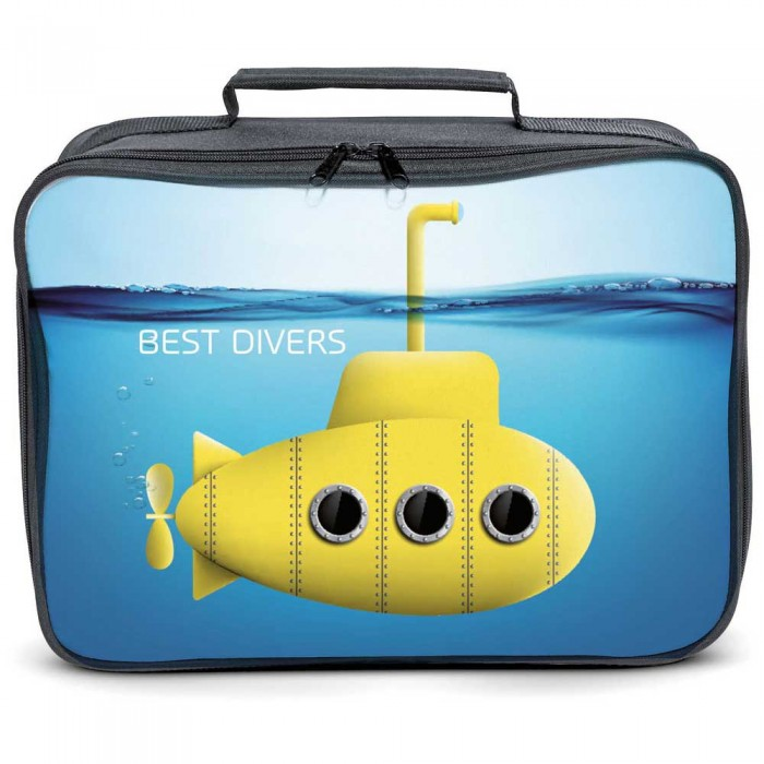 [해외]BEST DIVERS Regulator Bag 10137356163 Yellow Submarine