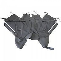 [해외]백스터 Leg Cover Apron Boomerang Suzuki Burgman 125 2014 9137082603 Black