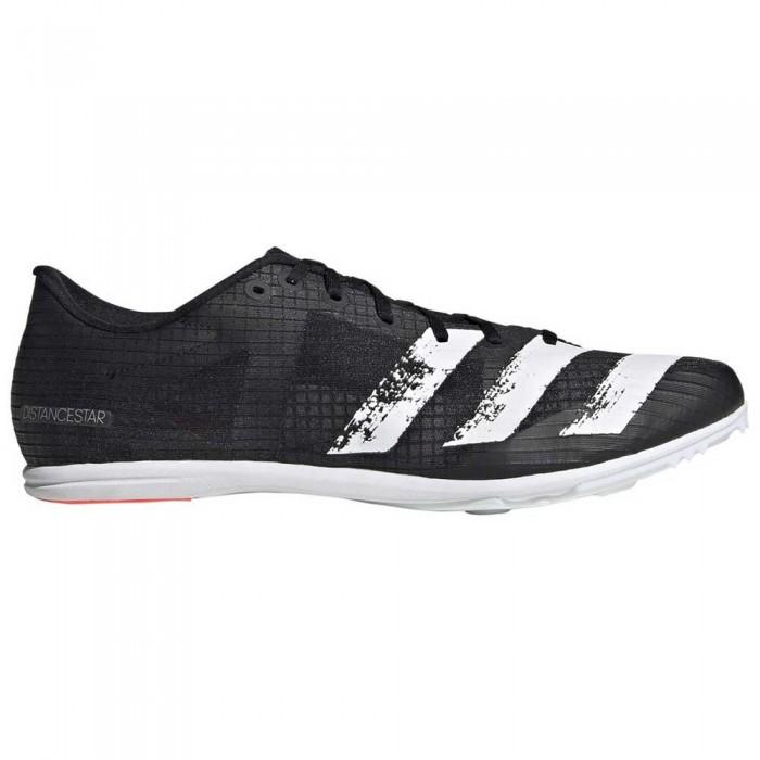 [해외]아디다스 Distancestar Man6137379655 Core Black / Footwear White / Signal Coral