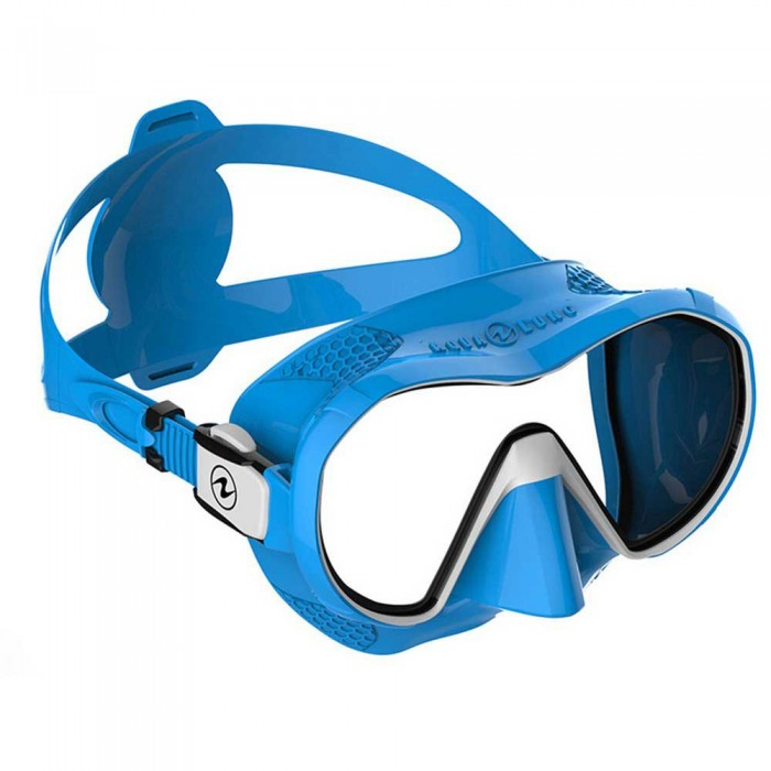 [해외]아쿠아렁 Plazma Blue / White Arctic