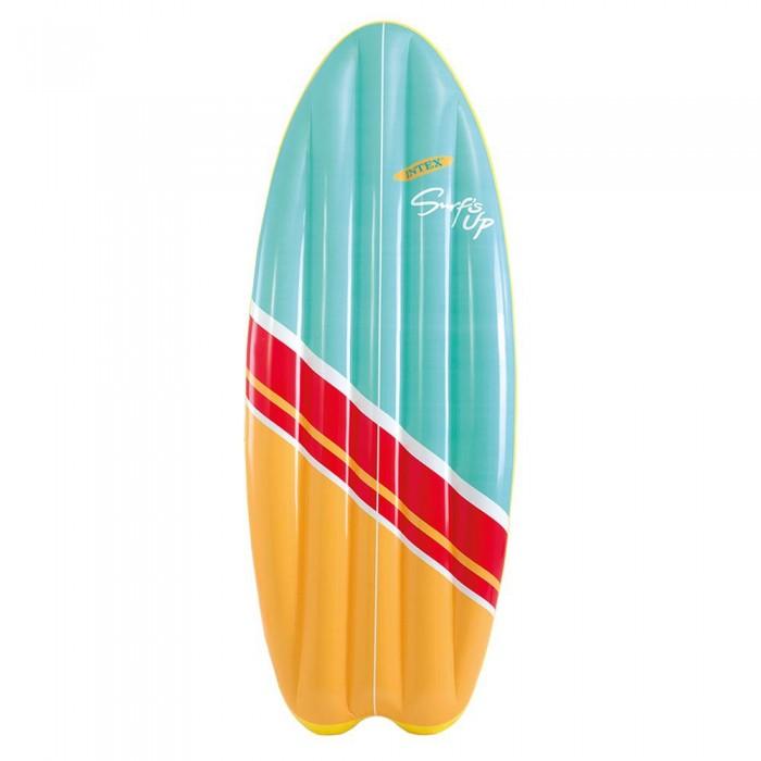 [해외]인텍스 Inflatable Fiber-테크 Surf Board Multi