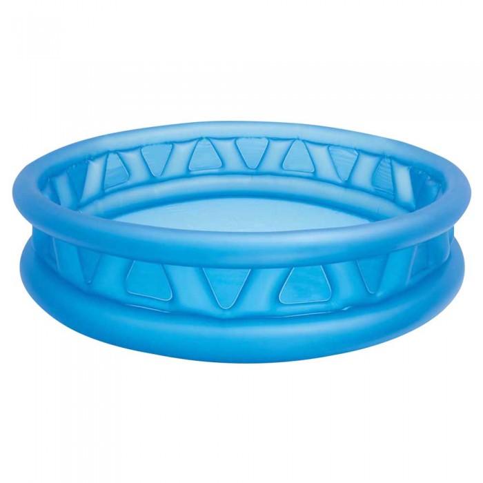[해외]인텍스 Rounded Inflable 풀 Blue