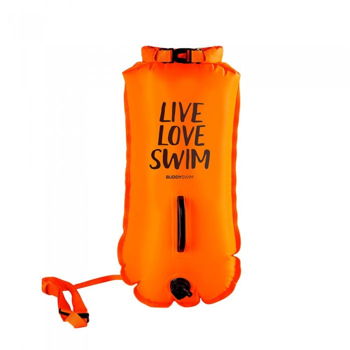 [해외]BUDDYSWIM Buddyswim Live Love Swim 28L 6136282808 Orange