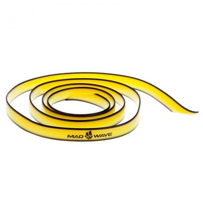 [해외]매드웨이브 Strap For Racing Goggles 6136244437 Yellow
