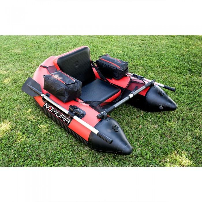 [해외]NOMURA Belly Boat 137384329 Red / Black