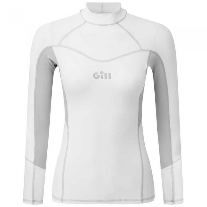 [해외]GILL Pro Rash Vest White