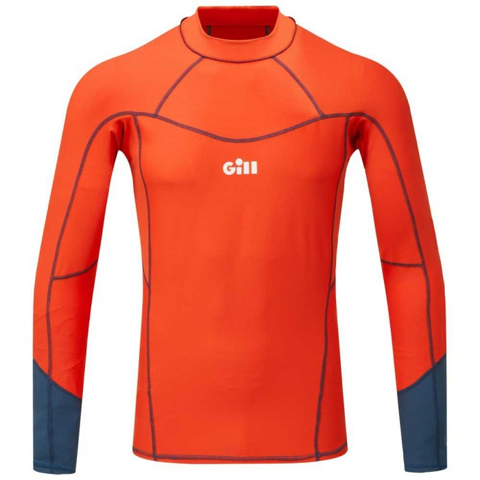 [해외]GILL Pro Rash Vest 137323431 Orange