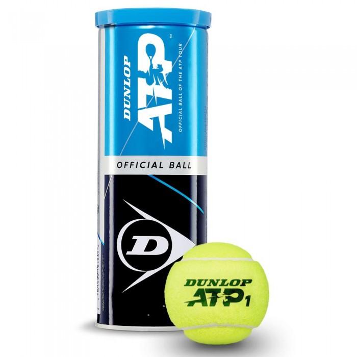 [해외]던롭 ATP Official 12137396236 Yellow