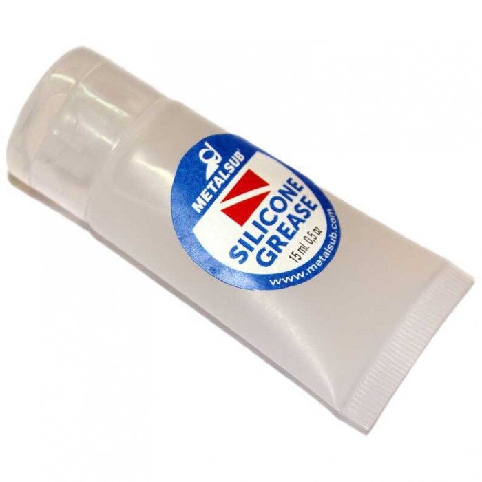[해외]METALSUB Silicone Grease Tube 15 gr 10137022910 Clear