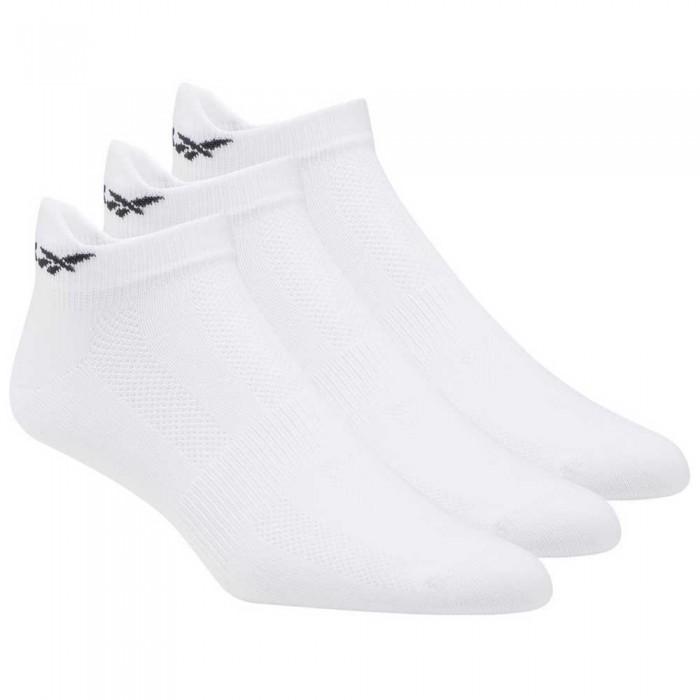 [해외]리복 Techstyle Training 3 Pair 7137416759 White / White / Tint Grey