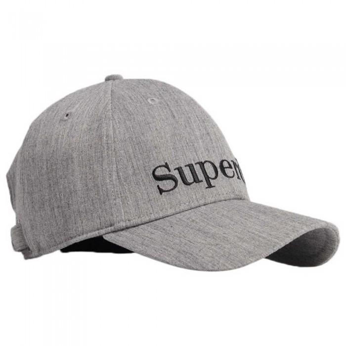 [해외]슈퍼드라이 임브로이더리 Grey Marl