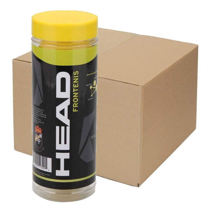 [해외]헤드 RACKET Frontennis Box 12136761678 Yellow