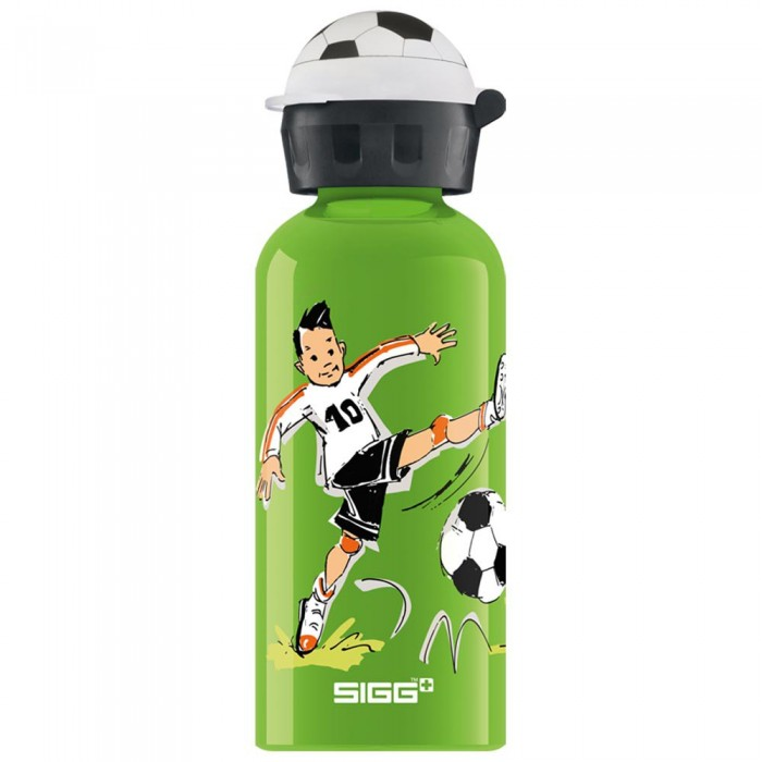 [해외]SIGG Footballcamp 400ml 6136672960 Green