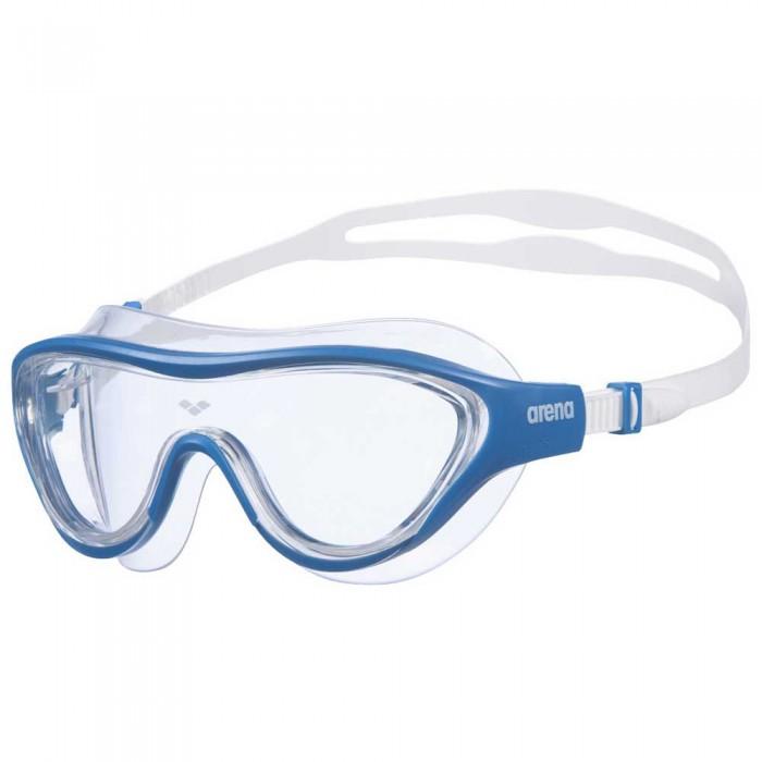 [해외]아레나 더 One Mask Clear / Blue