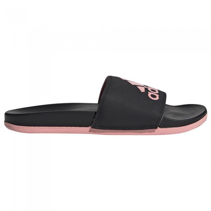 [해외]아디다스 Adilette Comfort Woman6137385505 Core Black / Glory Pink / Core Black