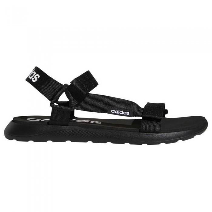 [해외]아디다스 Comfort S앤드al Core Black / Core Black / Footwear White