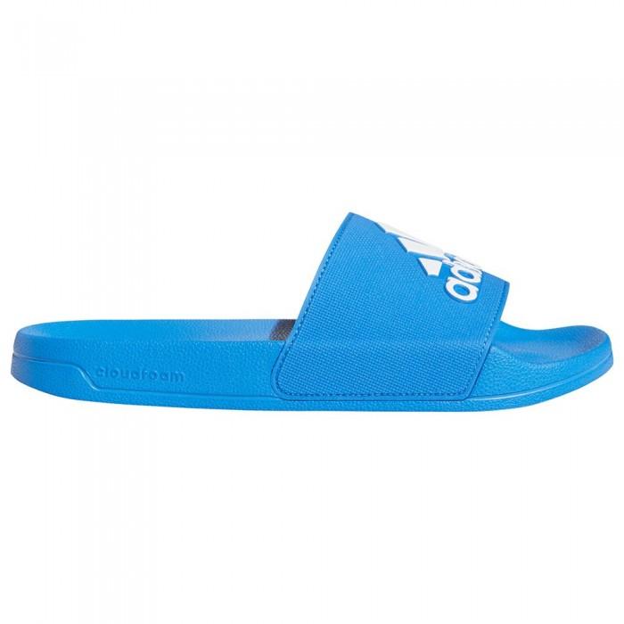 [해외]아디다스 아딜렛 쇼er True Blue / Footwear White / True Blue