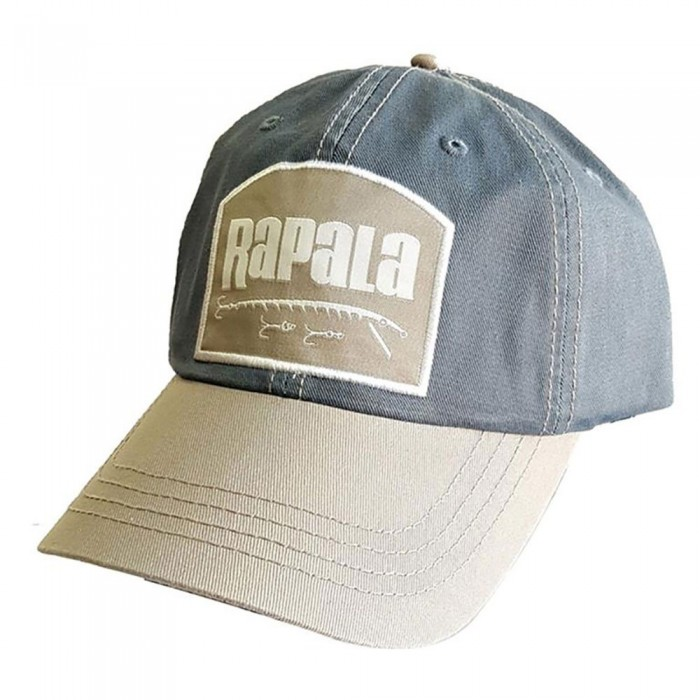[해외]RAPALA Jean Cap Grey / Blue