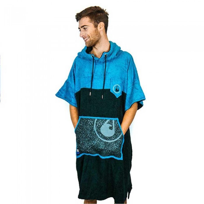 [해외]WAVE HAWAII Bamboo Poncho Uno