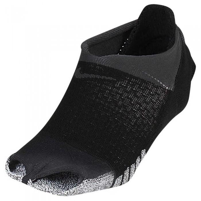 [해외]나이키 Grip Studio Toeless Footie 7137193110 Black / Anthracite
