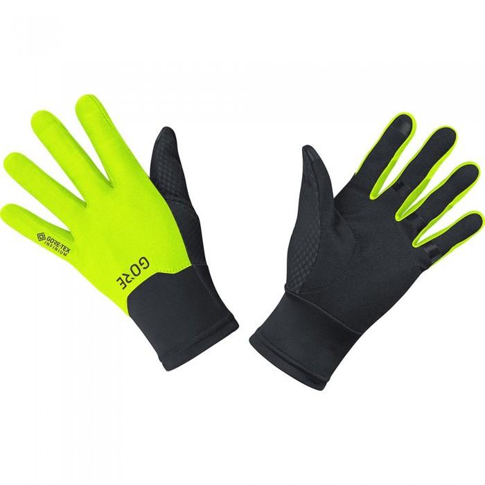 [해외]GORE? Wear Goretex Infinium 6137228406 Black / Neon Yellow