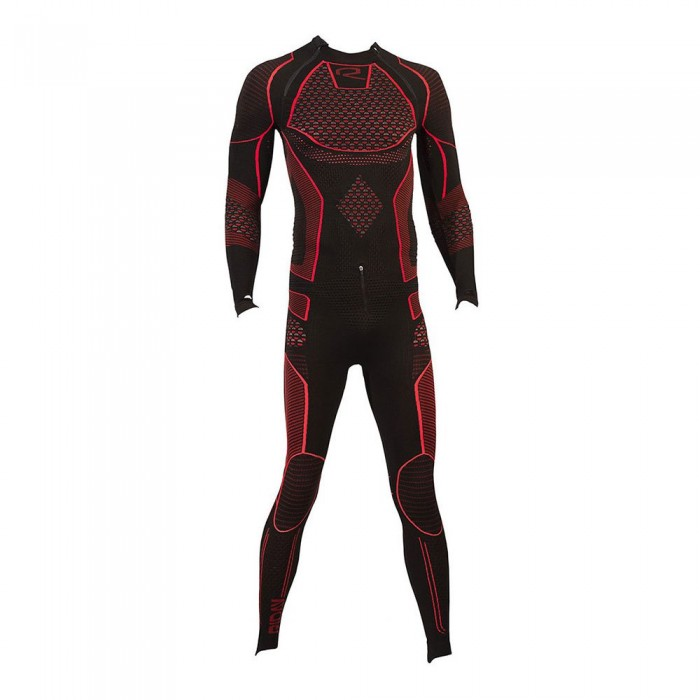 [해외]RIDAY 풀 Suit Heavy Weight Black / Red