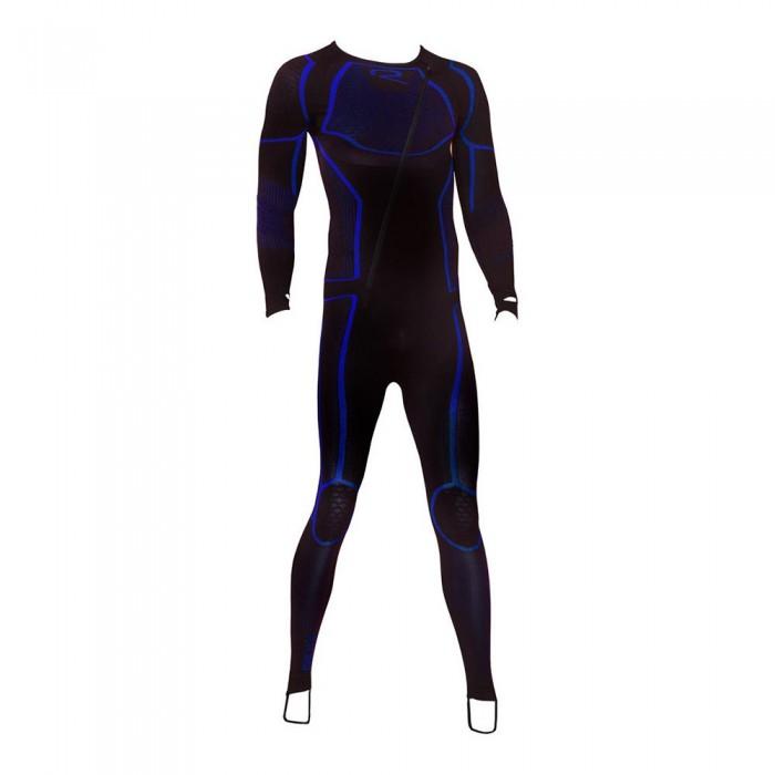 [해외]RIDAY 풀 Suit 라이트 Weight Black / Blue