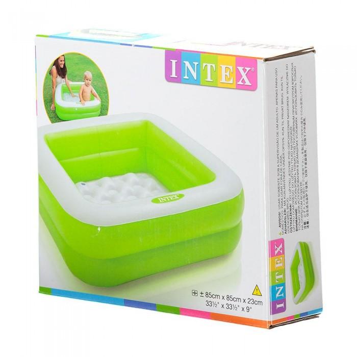 [해외]인텍스 Inflable Square Baby 풀 2 Units