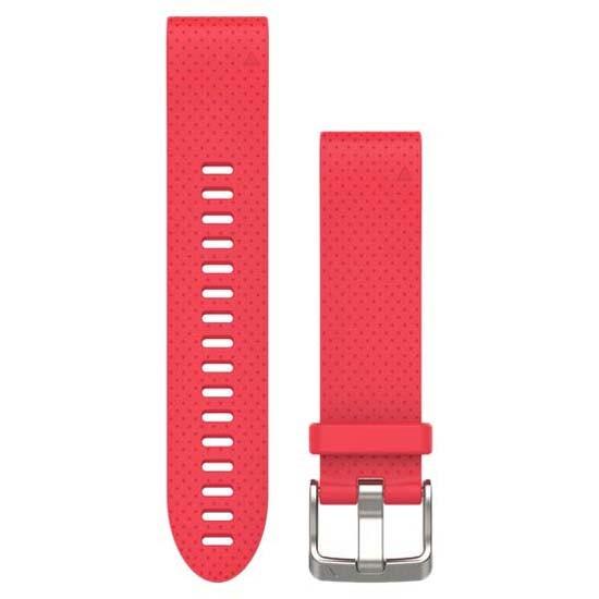 [해외]가민 Quickfit 피닉스 5S Silicon 스트랩 Pink