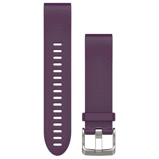[해외]가민 Quickfit 피닉스 5S Silicon 스트랩 Purple