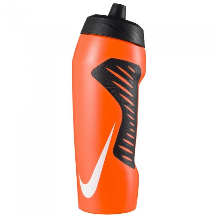 [해외]나이키 액세서리 하이퍼fuel Water Bottle 24oz Total Orange / Black