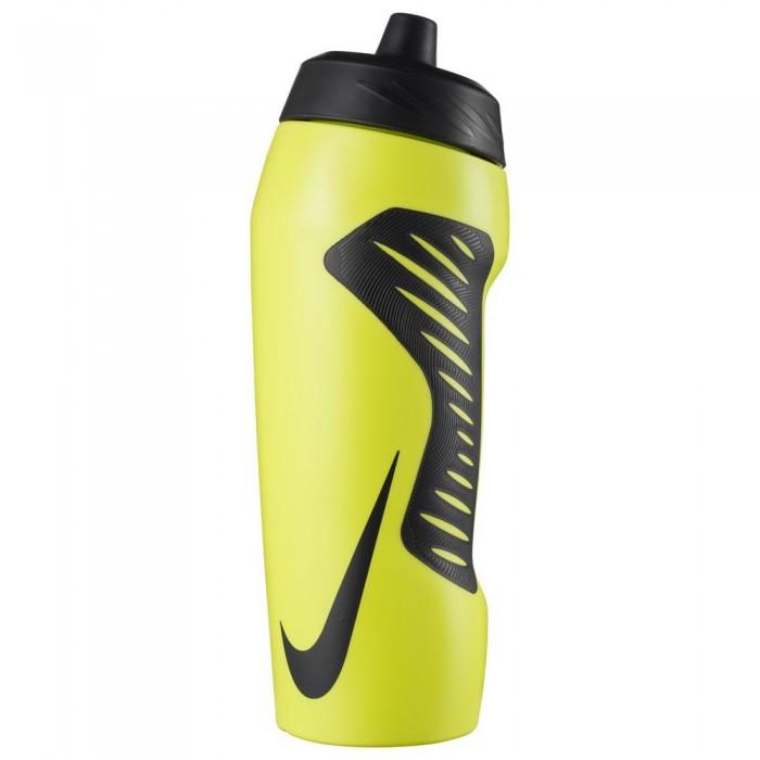 [해외]나이키 ACCESSORIES Hyperfuel Water Bottle 710ml 12137428020 Lemon Venom / Black