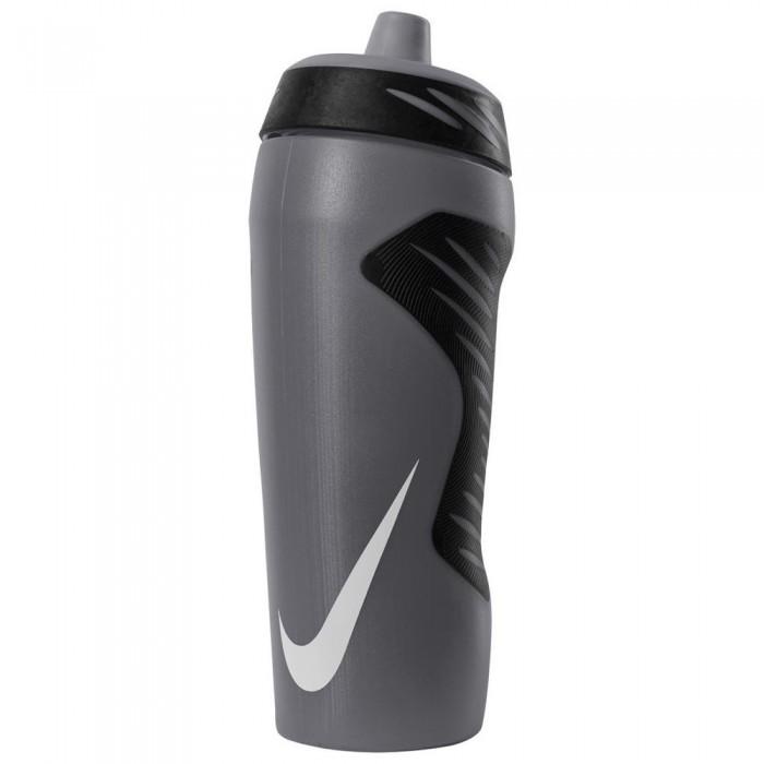 [해외]나이키 ACCESSORIES Hyperfuel Water Bottle 535ml 12137428023 Anthracite / Black