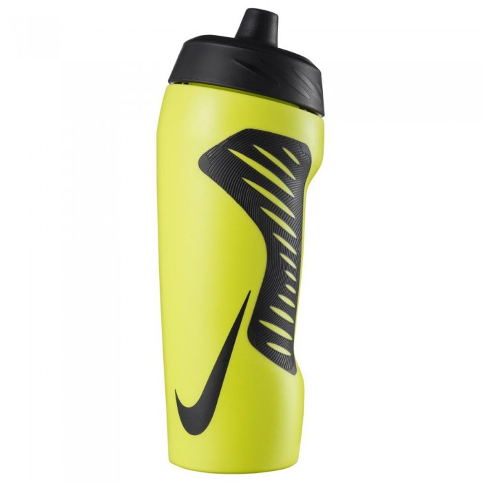 [해외]나이키 ACCESSORIES Hyperfuel Water Bottle 535ml 12137428027 Lemon Venom / Black