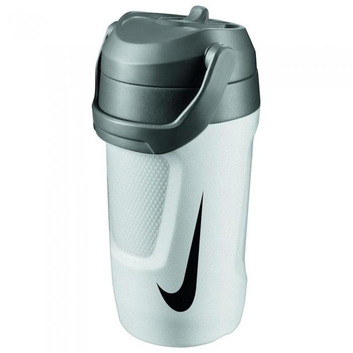 [해외]나이키 ACCESSORIES Fuel Jug 1.9L 12137428014 White / Anthracite