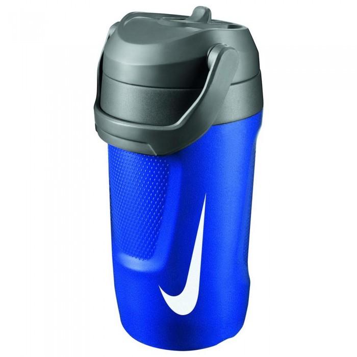 [해외]나이키 ACCESSORIES Fuel Jug 1.9L 12137428015 Game Royal / Anthracite