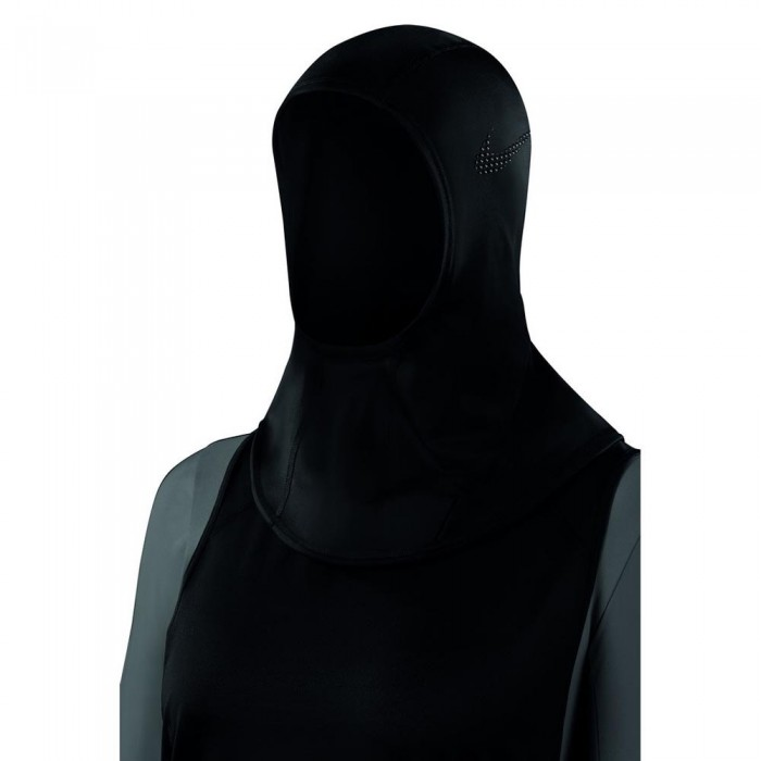 [해외]나이키 액세서리 Pro 스포츠 Hijab Black / Black