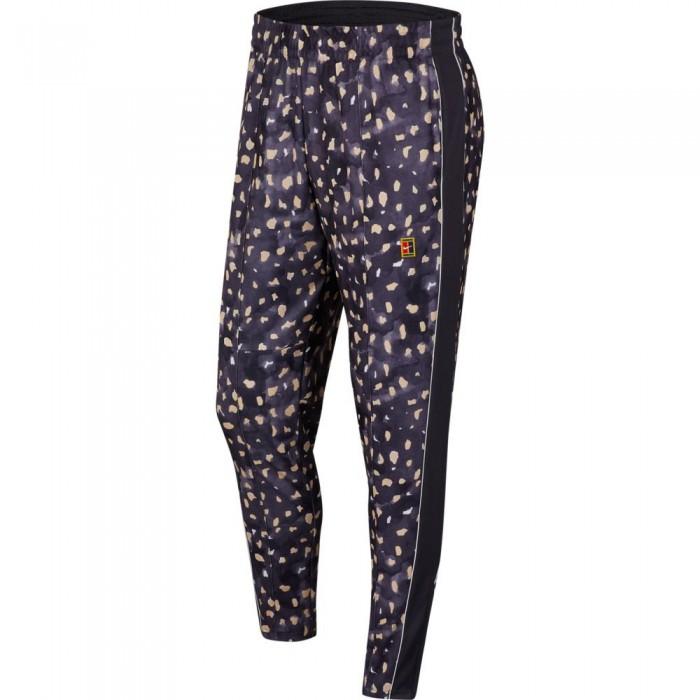[해외]나이키 Court Warm Up Pants Regular Gridiron / White
