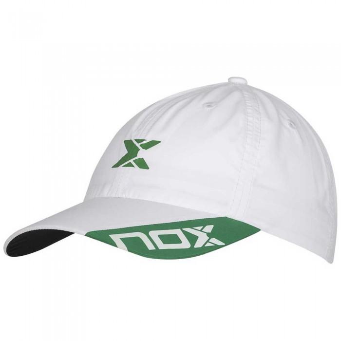 [해외]NOX Logo White / Green