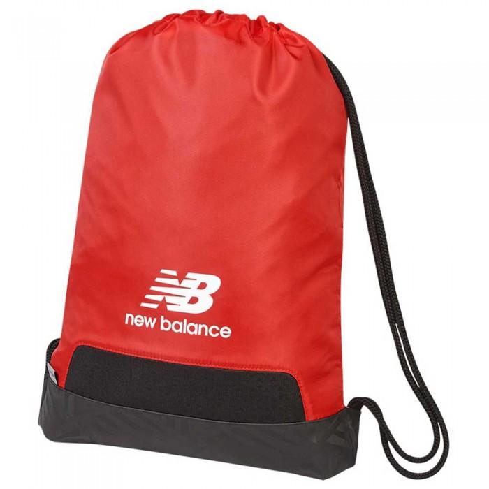 [해외]뉴발란스 Gym Bag 6137403191 Scarlet / White