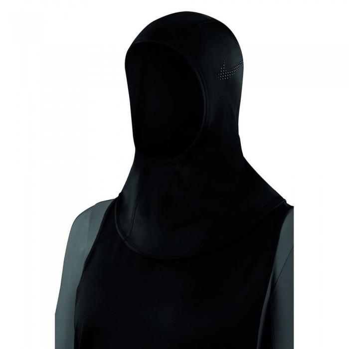 [해외]나이키 ACCESSORIES Pro Sport Hijab 6137428058 Black / Black