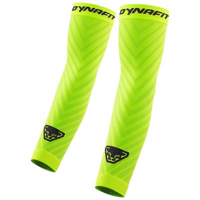 [해외]다이나핏 울트라 Arm Guard Fluo Yellow / Black Out