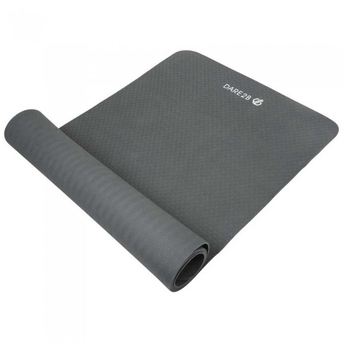 [해외]Dare2B 피트ness Mat Ebony Grey