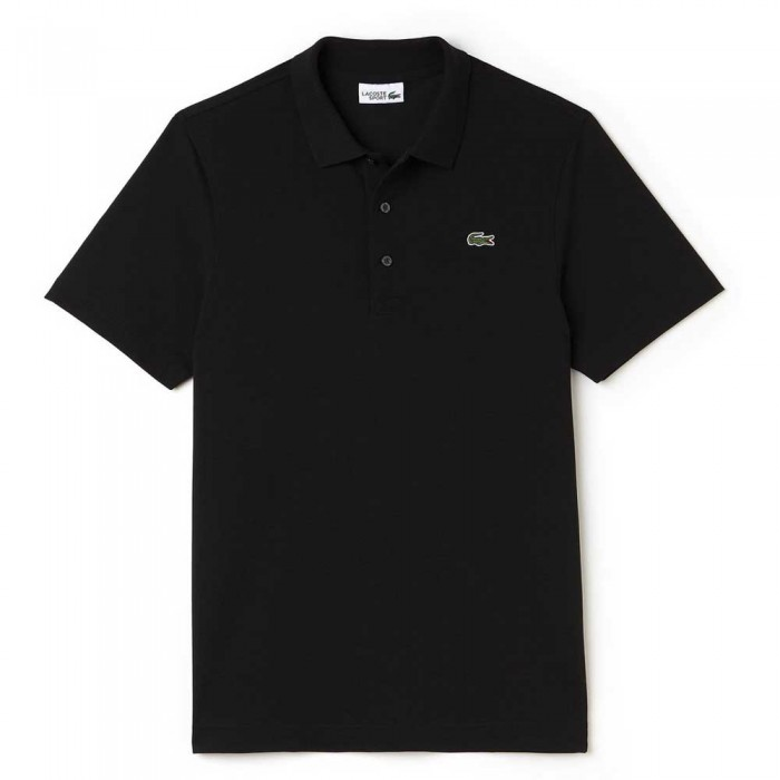 [해외]라코스테 L1230 리브bed Collar Black